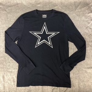 Old Navy Cowboys Long Tee